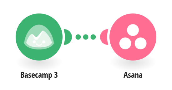 Add new Basecamp 3 projects to Asana as new projects