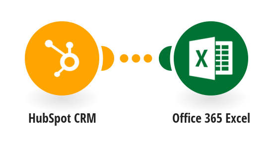 Add new HubSpot CRM contacts to an Excel spreadsheet