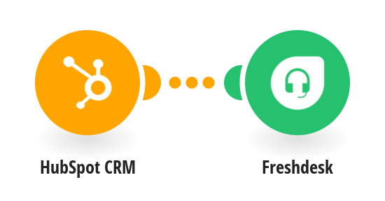 Add new HubSpot CRM deals to Freshdesk as new tickets