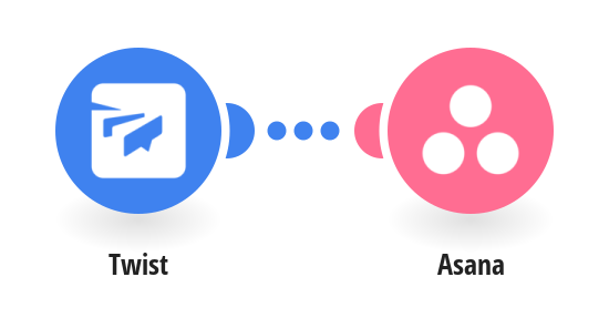 Add new Twist messages to Asana as new tasks