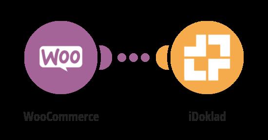 Vytvoření kontaktu v iDokladu z nového zákazníka ve WooCommerce