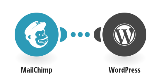 Post new MailChimp campaigns on WordPress