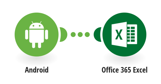 Automatically add the calls you receive to your Android phone to an Excel table as new rows