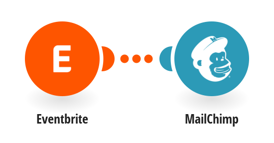Add new Eventbrite attendees to MailChimp as subscribers