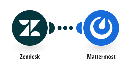 Post new Zendesk tickets to a Mattermost channel