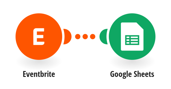 Save new Eventbrite attendees to a Google Sheets spreadsheet