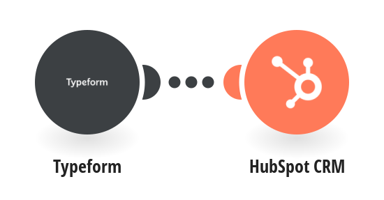 Create new Hubspot CRM deals from new Typeform entries
