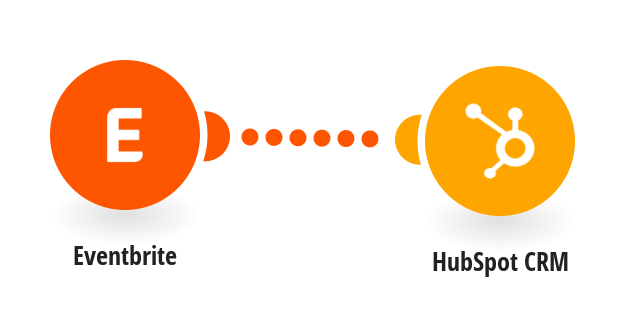 Add new Eventbrite attendees to HubSpot CRM as contacts