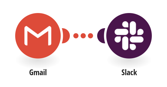 Send Slack messages for new Gmail emails matching specified criteria