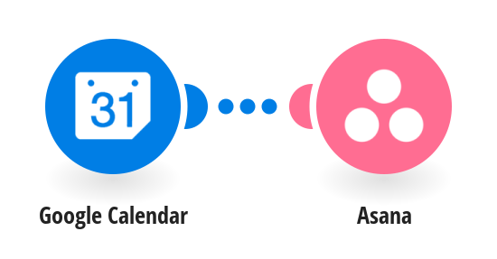 Create Asana tasks from new Google Calendar events