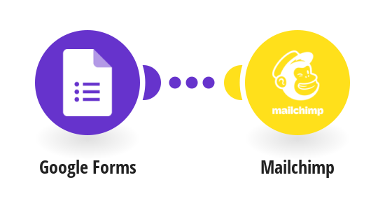 Create Mailchimp subscribers from new Google Forms responses