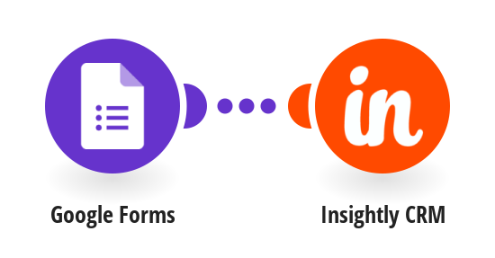 Create Insightly contacts from new Google Forms responses