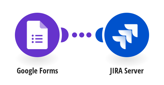 Create Jira Software issues from new Google Forms responses