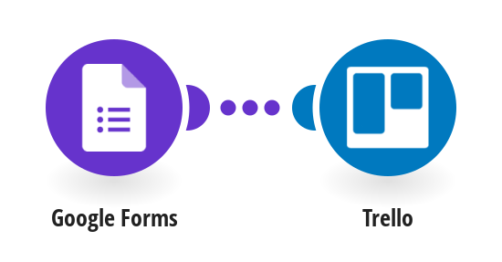 Create Trello cards from new Google Forms responses
