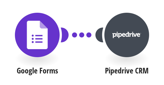 Add new Google Forms responses to Pipedrive as deals