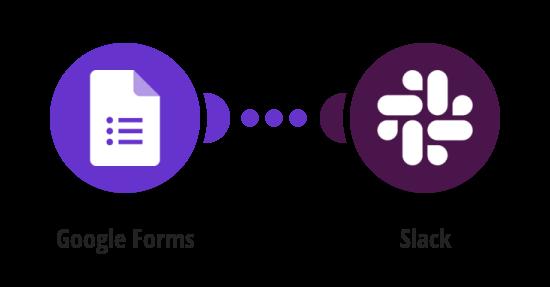 Send Slack messages for new Google Forms responses