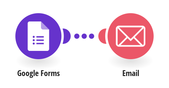 Get emails for new Google Forms submissions