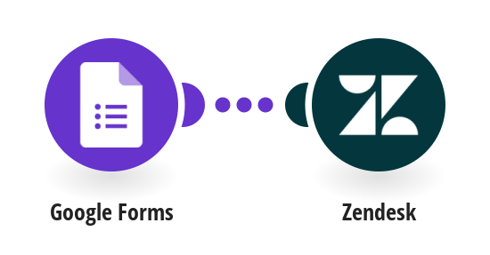 Create Zendesk tickets from new Google Forms responses