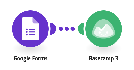 Add Google Forms responses to Basecamp 3 as to-dos