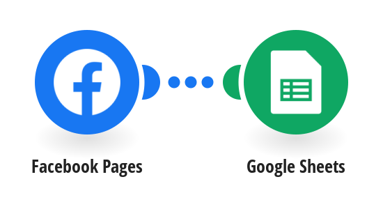 Save Facebook pages posts to a Google Sheets spreadsheet