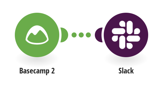 Post Slack messages for new Basecamp 2 events