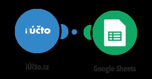 Zapsání nového zákazníka v iÚčtu do Google tabulky
