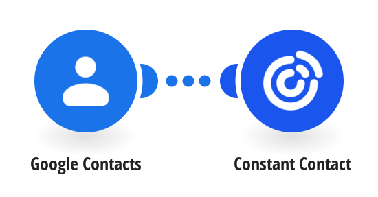 Add new Google Contacts to Constant Contact