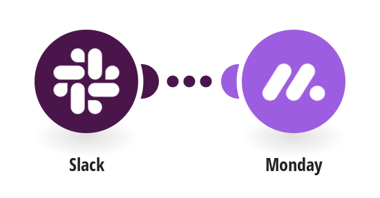 Create pulses in Monday.com from Slack Messages