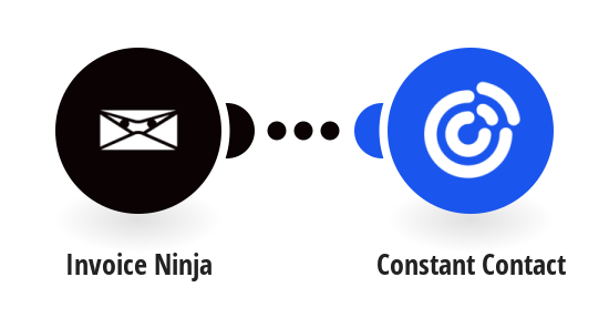 Add Invoice Ninja clients to Constant Contact