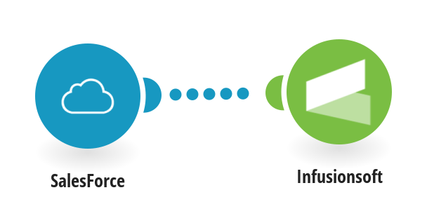Add SalesForce contacts to Infusionsoft