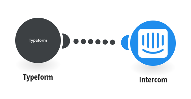 Add new Intercom users from new Typeform entries