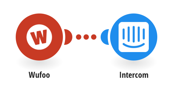 Create new Intercom users from new Wufoo form submissions