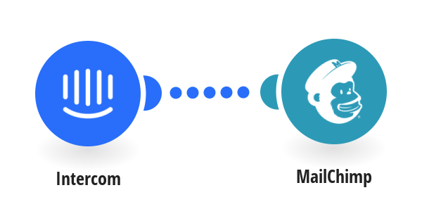 Add new Intercom users to MailChimp as subscribers