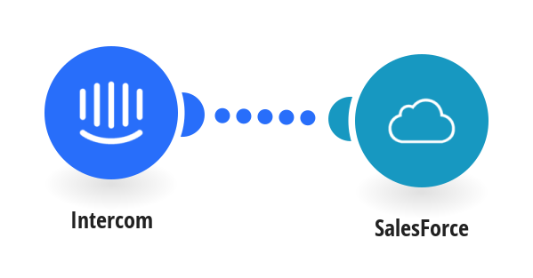 Add new Intercom users to SalesForce as leads