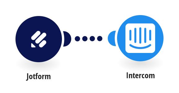 Create Intercom users from new JotForm submissions
