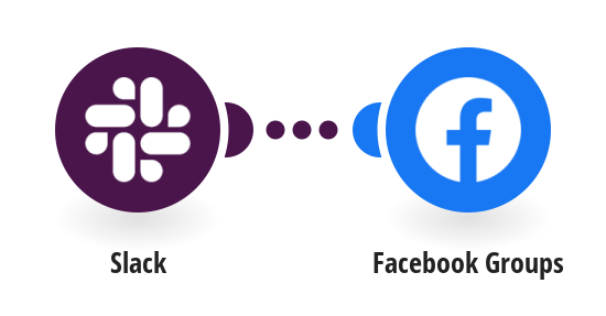 Create Facebook Group posts from new Slack messages