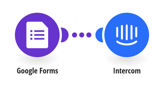 Create Intercom users from new Google Forms entries