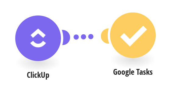 Add new ClickUp tasks to Google Tasks