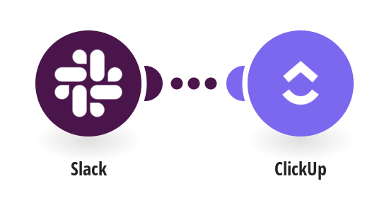 Add new messages in a Slack channel to ClickUp as tasks