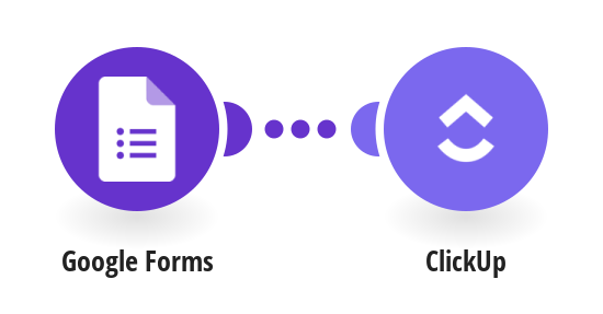 Create ClickUp tasks from new Google Forms responses