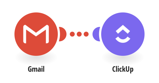 Create ClickUp tasks from new emails in Gmail