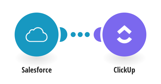 Create ClickUp tasks from new opportunities in SalesForce
