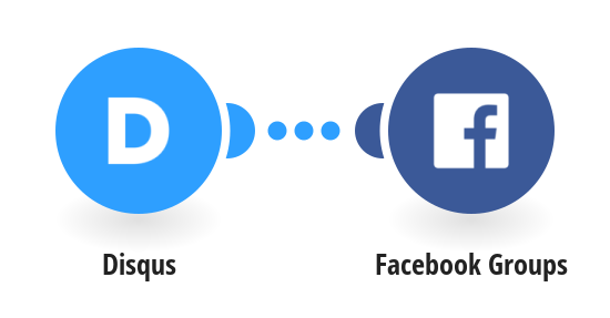 Create Facebook Groups posts from new Disqus comments