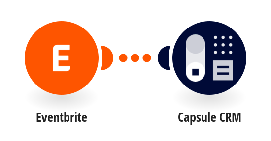 Add new Eventbrite attendees to Capsule CRM as people
