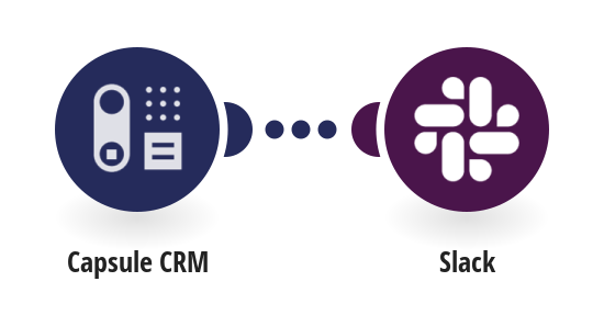 Send Slack messages for new Capsule CRM opportunities