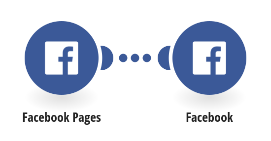 Post new Facebook pages posts to your Facebook profile