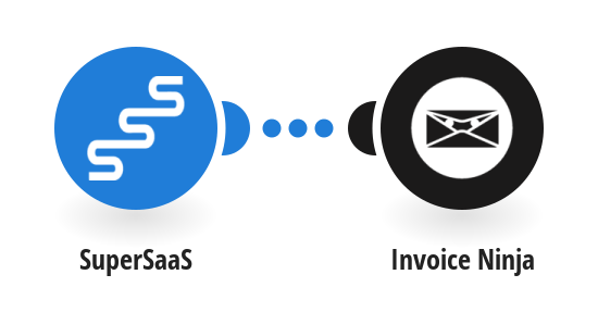 Let every new SuperSaaS appointment create an invoice in Invoice Ninja