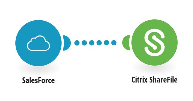 Create Citrix ShareFile folders from new SalesForce leads