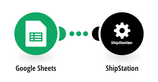 Create Shipstation orders from new Google Sheets rows