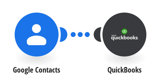 Add new Google contacts to QuickBooks as customers